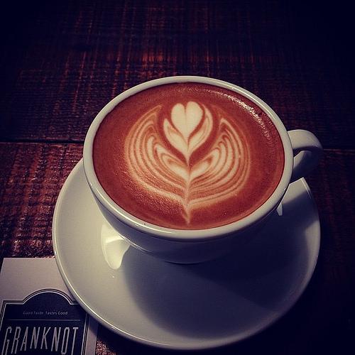 グランノットコーヒー GRANNOT Coffee。大阪、北堀江のコーヒースタンド
