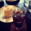 ヒロコーヒー箕面小野原店。和モダンのカフェ