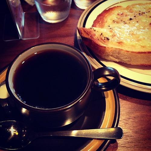 中崎町 ニューMASA 昭和を感じる純喫茶
