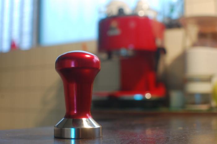 デロンギ ECO310に最適サイズ49.5mmのタンパーを購入