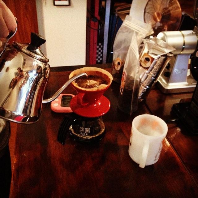 ペーパードリップで確実に美味しいコーヒーを抽出するための5つのポイント