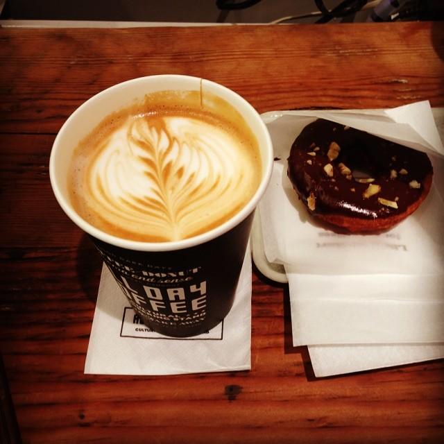 オール デイ コーヒー。グランフロント大阪にあるコーヒースタンド
