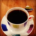 ヒロフミフジタコーヒー。玉造の路地にあるスペシャリティコーヒーが飲めるカフェ