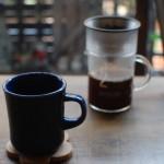 KINTO(キントー)SCSマグ。ぽってりずっしり大きめのコーヒーマグカップ。もう少しコーヒーを飲みたい人にオススメ