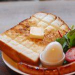 セラミック焼き網でトーストを焼いたらカリッフワッと美味しく焼けた